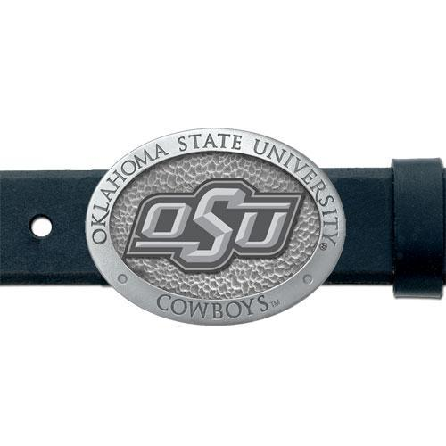 Oklahoma State University Belt Buckle