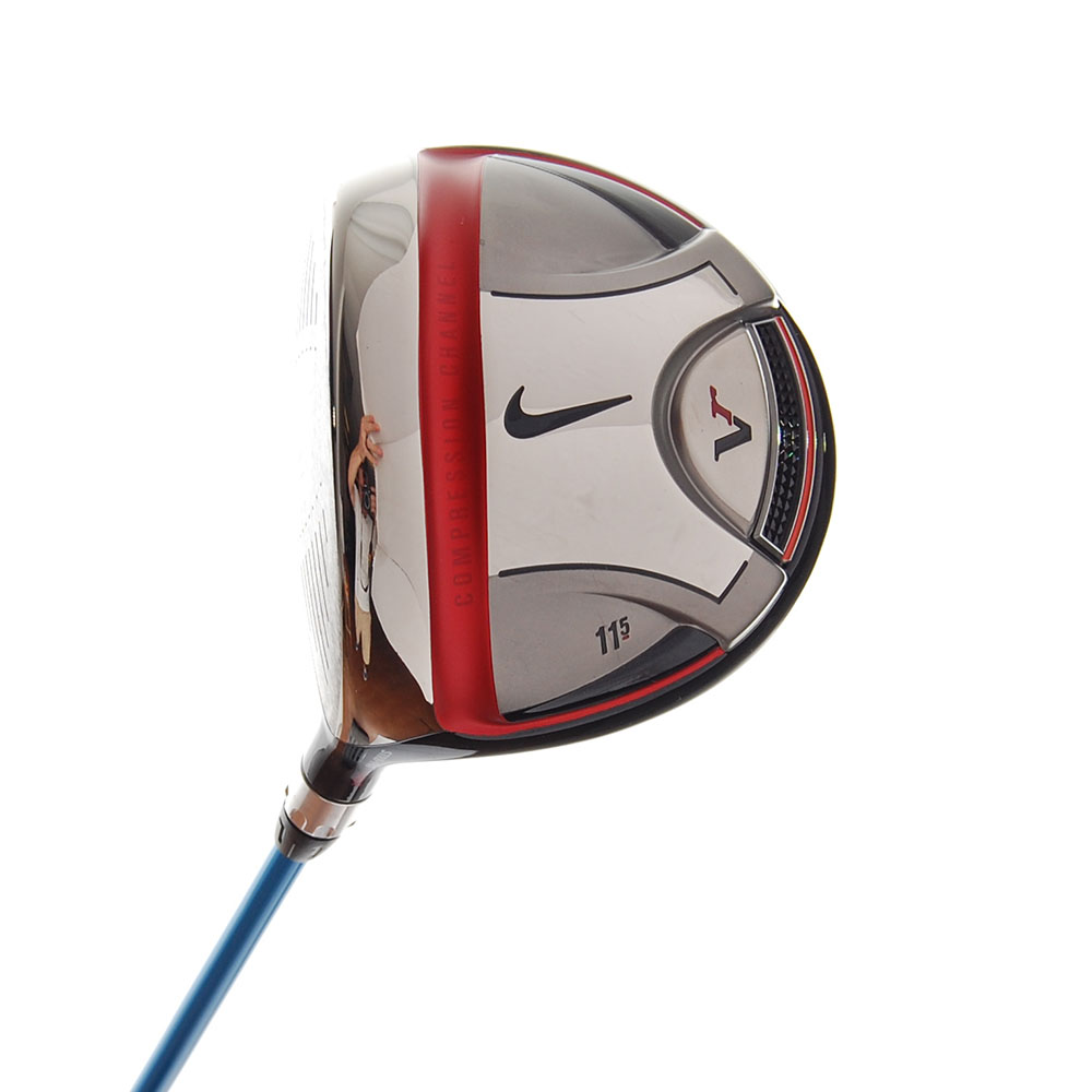 New Nike Victory Red STR8-Fit Tour Driver 11.5* Matrix R-...