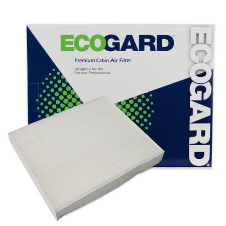 ECOGARD XC36157 Premium Cabin Air Filter Fits Hyundai Sonata, Santa Fe, Azera, (2013 Hyundai Santa Fe Sport Cabin Air Filter)