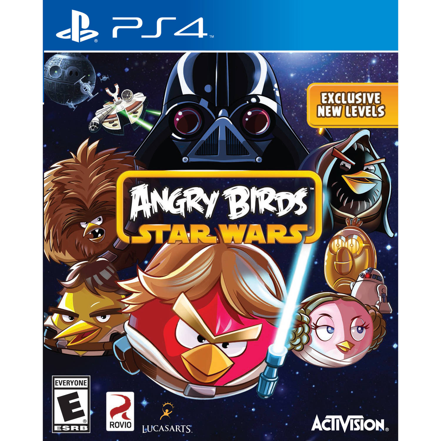 Angry Birds Star Wars (PS4)