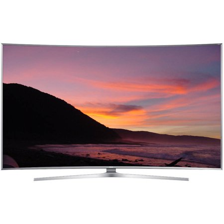 Refurbished Samsung UN65JS9500FXZA 65″ 4K Ultra HD 2160p 120Hz LED 3D Curved Smart HDTV (4K x 2K)