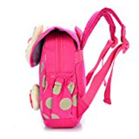 d21068197c LeadingStar - Baby Toddler Child Kid 3D Cartoon Backpack Schoolbag Shoulder  Bags (Hot Pink) - Walmart.com