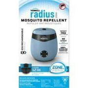 Répulsif anti-moustique rechargeable Thermacell Radius Zone, bleu