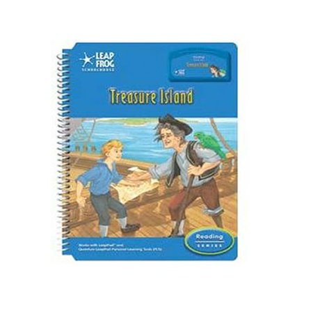 Leapfrog Treasure Island with Cartridge Reading Series