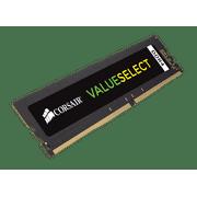 Corsair 4GB 288-Pin SDRAM DDR4 2133MHz PC4-17000 Desktop Memory Model CMV4GX4M1A2133C15
