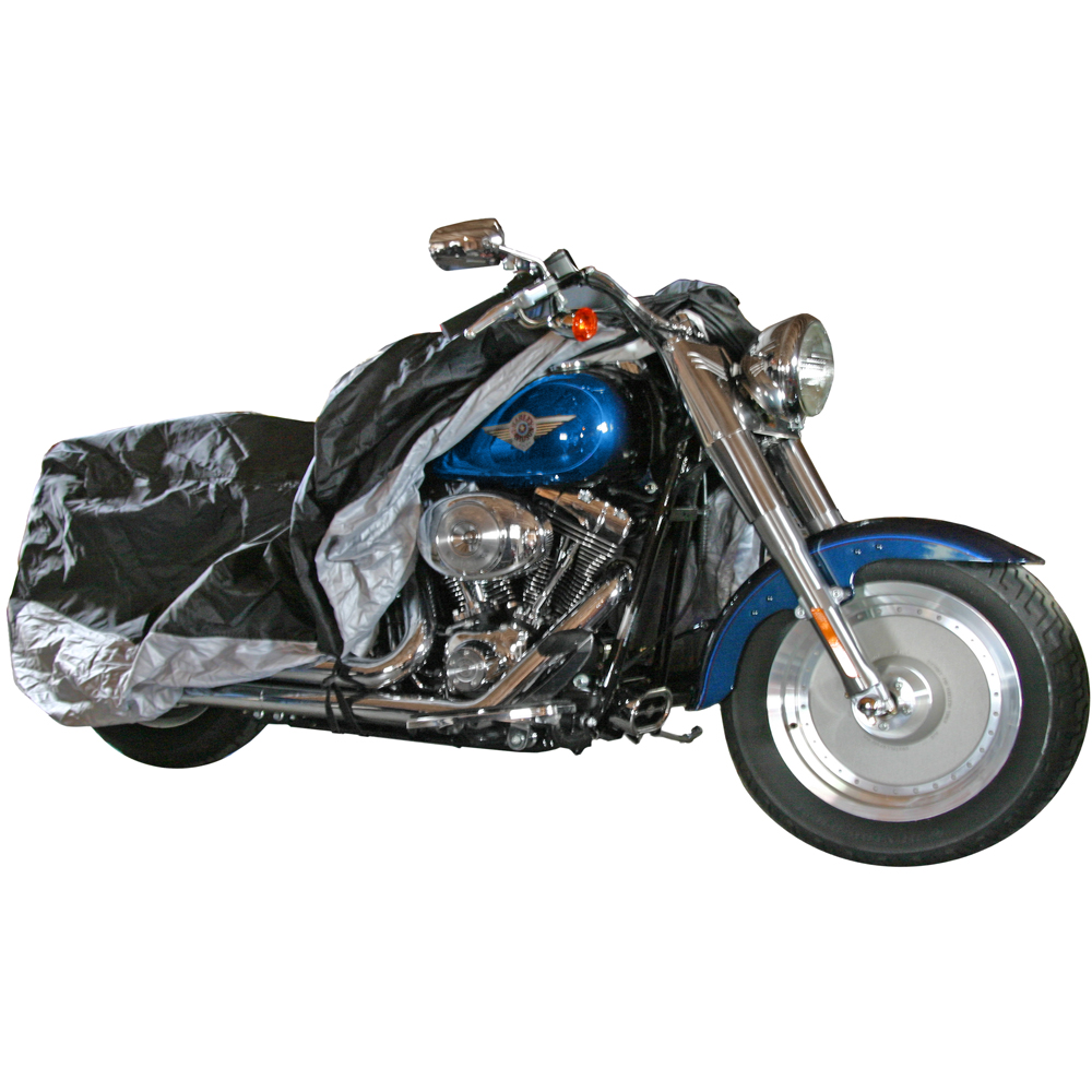 Large Waterproof Cruiser, Custom Motorcycle Cover