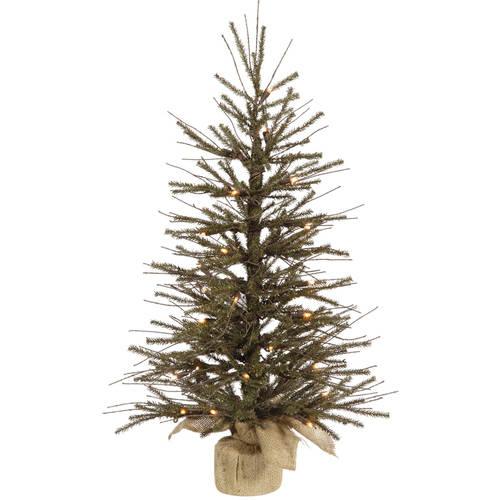 "Vickerman 30"" Vienna Twig Artificial Christmas Tree, Unlit"