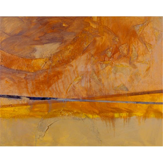 The Monarch Collection TMC-LA-11-30X40 Amber Waves  - 30 X 40 Painting