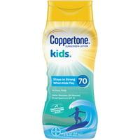 Coppertone Kids Sunscreen Water Resistant Lotion SPF 70, 8 fl oz