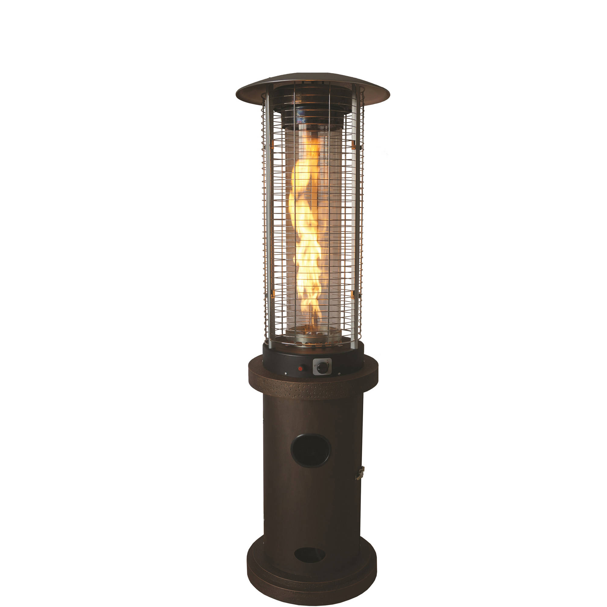 Bond Larkspur Rapid Induction Patio Heater Walmart