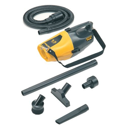 Shop-vac Portable Vacuum Cleaner - 1.12 Kw Motor - Black (SHO9991910)
