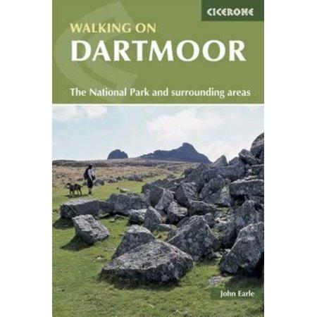 Walking On Dartmoor  National Park And Surrounding Areas  Cicerone British Walking   Paperback