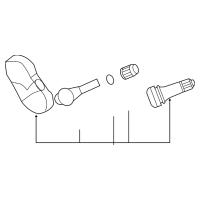 Genuine OE GM TPMS Sensor 20927604