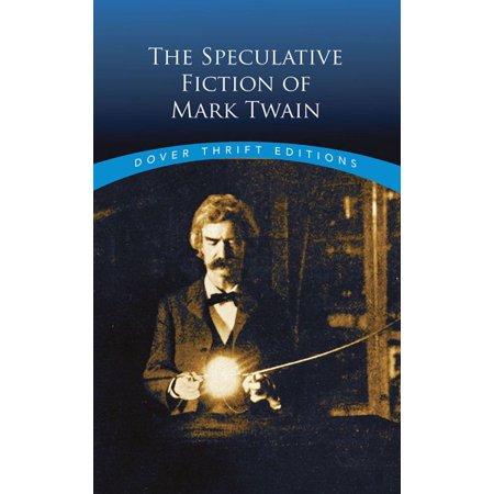 The Speculative Fiction of Mark Twain (Mark Twain Wig)