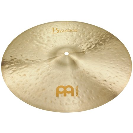 Meinl Byzance Jazz Thin - Meinl Cymbals B18JETC Byzance 18