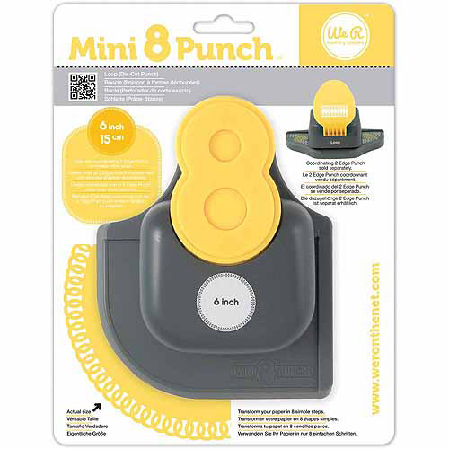 We R Memory Keepers Mini 8 Punch