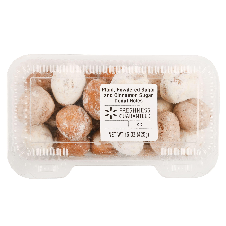 Freshness Guaranteed Assorted Donut Holes, 15 oz