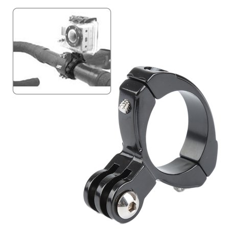 Aluminum alloy Clamp Bicycle Handlebar Mount Holder Adapter for Gopro Hero3+2 for Sport Action Cameras Gopro accessories