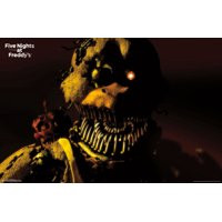 """Trends International Five Nights at Freddy's Nightmare Chica Wall Poster 22.375"""" x 34"""""""