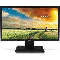 "Acer V226HQLBBD Acer V226HQL 21.5"" LED LCD Monitor - 16:9 - 5 ms - Adjustable Display Angle - 1920 x 1080 - 16.7 Million Colors - 200 Nit - Full HD - DVI - VGA - 18.10 W - Black - EPEAT Gold, MPR"