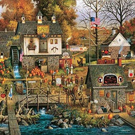 Buffalo Games Charles Wysocki: Olde Buck's County Jigsaw Puzzle (1000 -