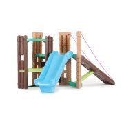 Little Tikes 2-in-1 Castle Climber and Slide