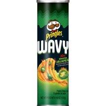 Potato Chips: Pringles Wavy