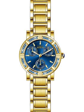 Invicta Women's Wildflower Quartz 100m Two Tone Stainless Steel Watch 29099