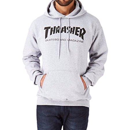 2a0648fa1d6f Thrasher - Thrasher Men s Skate Mag Hoodie 312671 Black