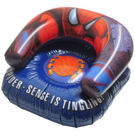Brilliant Marvel Spider Man Inflatable Chair Walmart Com Theyellowbook Wood Chair Design Ideas Theyellowbookinfo