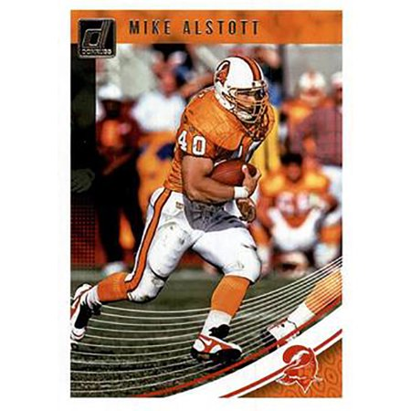 timeless design 4cea5 cdc7a Mike Alstott 2018 Donruss Football 48 Card Lot Tampa Bay Buccaneers #235