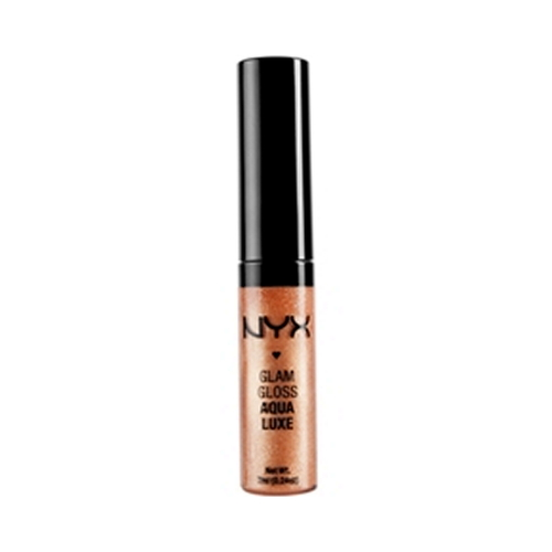 (3 Pack) NYX Glam Lipgloss Aqua Luxe - Do the Hustle