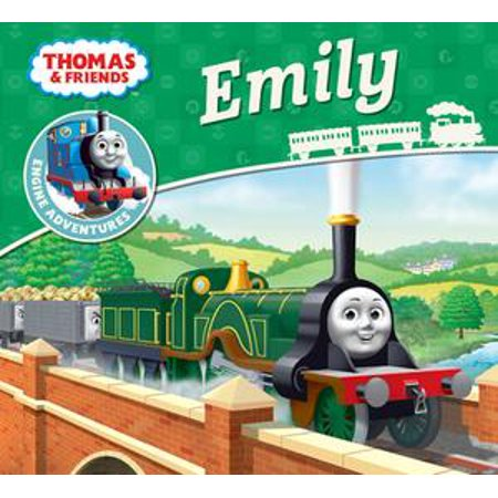 Emily (Thomas & Friends Engine Adventures) - eBook (Thomas Emily Halloween)