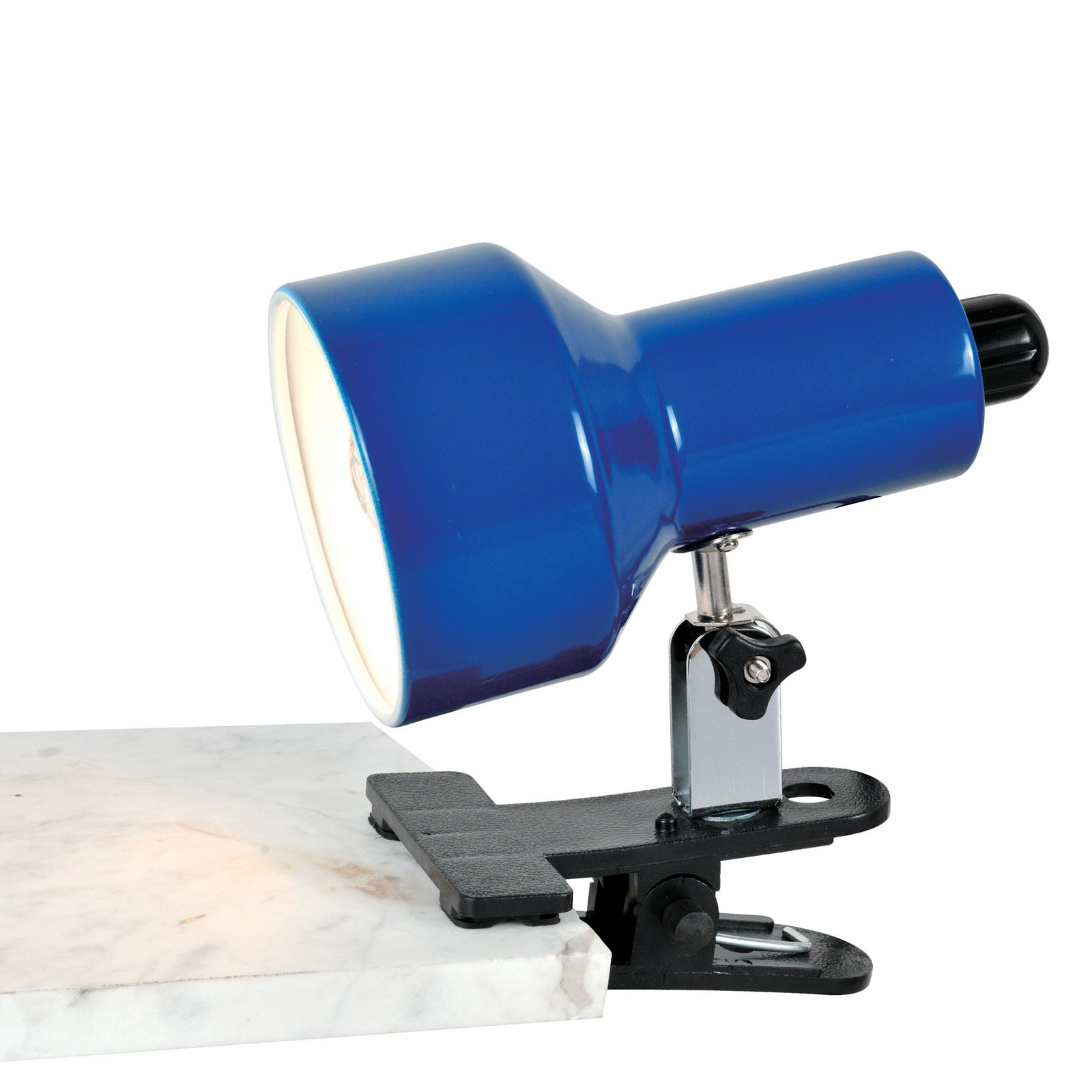 Lite Source Clip-on II Clamp-on Table Lamp