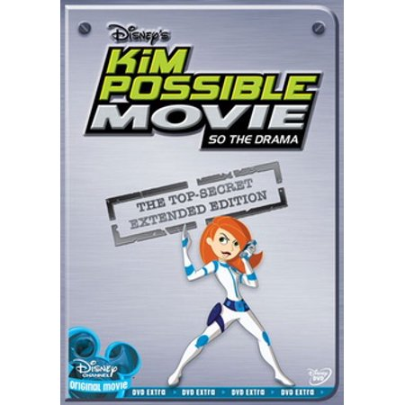 Kim Possible Halloween Special (Kim Possible Movie: So the Drama)