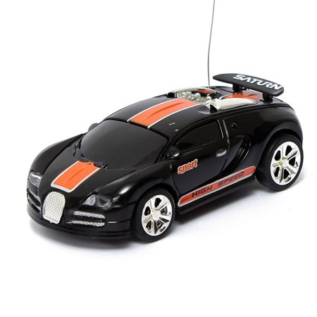 Coke Can Mini RC Radio Remote Control Micro Racing Car Hobby kids Gift Toy - image 5 of 8
