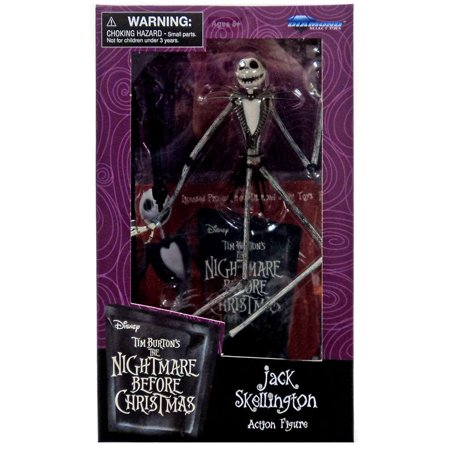 The Nightmare Before Christmas Santa Jack Skellington Action - Jack Nightmare Before Christmas