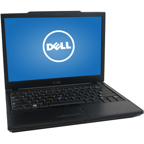 "Refurbished Dell 13.3"" E4300 Laptop PC with Intel Core 2 Duo Processor, 4GB Memory, 320GB Hard Drive and Windows 10 Pro"