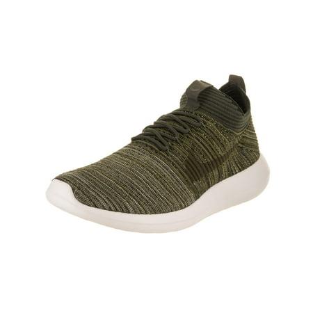 quality design 4bd33 25ba3 Nike - Men's Roshe Two Flyknit V2 Running Shoe - Walmart.com