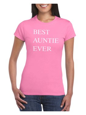 f594261117b12 Product Image Best Auntie Ever BAE T-Shirt Gift Idea for Women - Newborn  Birthday Gift Ideas