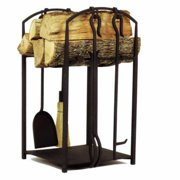 Minuteman International Mission I Log Rack with Tools