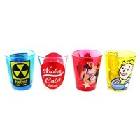 Fallout Shot Glass, Set of 4 by Just Funky