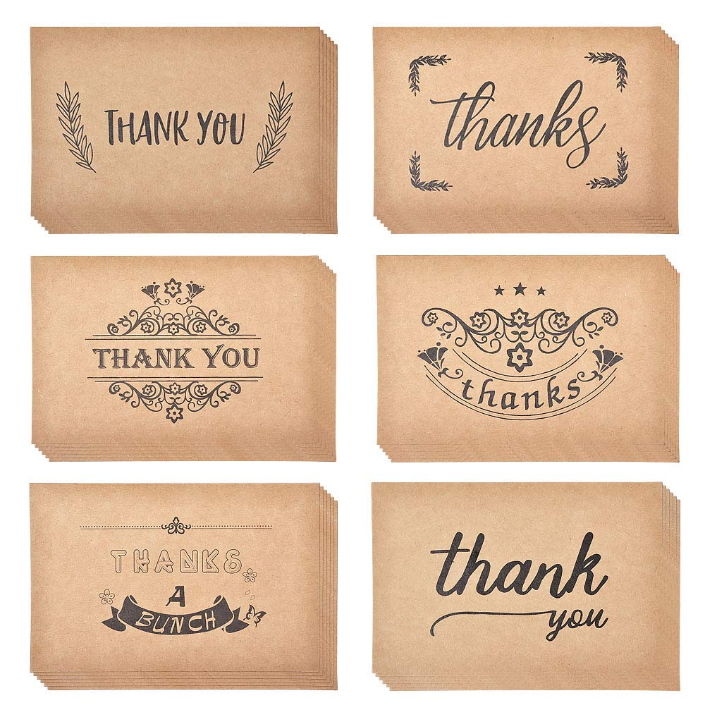 6x Cat Thank you gift tags tags wedding birthday party