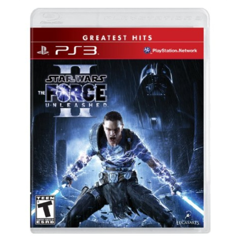 Star Wars: The Force Unleashed II Playstation 3 by