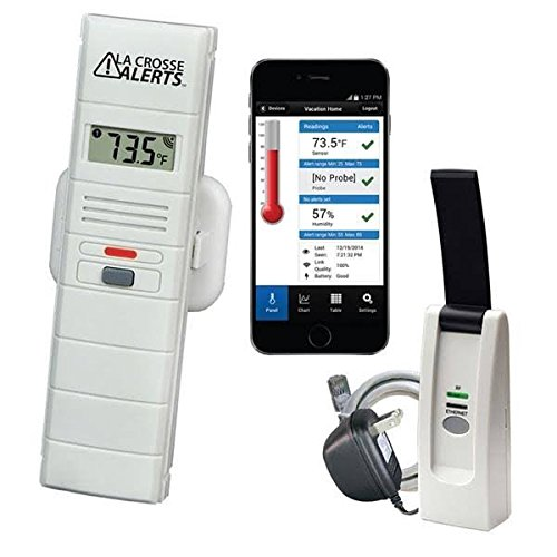 REMOTE TEMPERATURE & HUMIDITY MONITORING SYSTEM