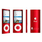 Apple Certified Refurbished 5th Generation iPod Nano 8GB Red