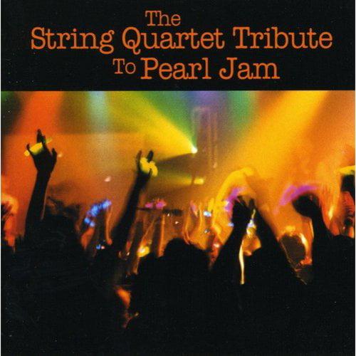 Personnel: Eric Gorfain, Daphne Chen (violin); Leah Katz (viola); Richard Dodd (cello).<BR>Tributee: Pearl Jam.