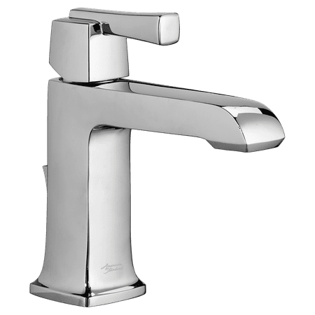 - American Standard Townsend Monoblock Single-Handle Bathroom Faucet in Brushed Nickel