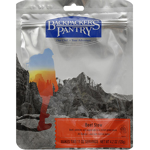 Backpacker's Pantry Beef Stew by Backpacker's Pantry