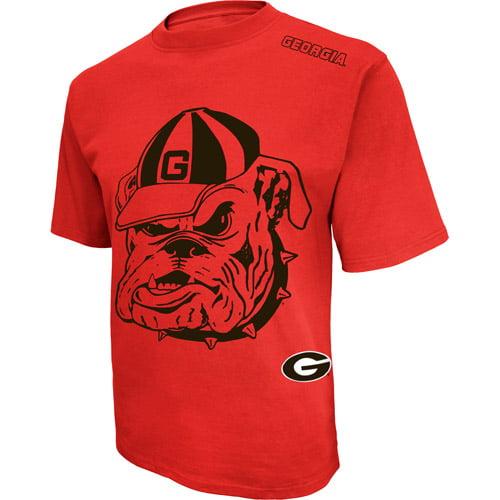 NCAA Men's Georgia Short Sleeve Tee